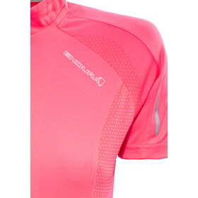 Endura Xtract Jersey Dame neon pink